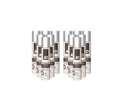 Jo Silicone Free Hybrid Lubricant W/coconut Cooling 1 Fl Oz (display Of 12)